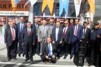 AK Partili Adaylar Seçim Çalışmalarına Hız Verdi