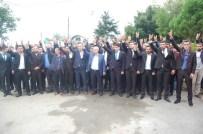 YAVUZ ERKMEN - Çakan, Zonguldak Ülkü Ocaklarıyla Bir Araya Geldi
