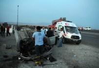 SIYAR - Cizre'de Trafik Kazası Açıklaması 2 Yaralı