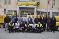 PTT  - PTT Kahta Şubesi 175.Kuruluş Yıl Dönümünü Kutladı