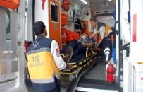 ZEKİ AYDIN - Adıyaman'da Kaza Açıklaması 7 Yaralı