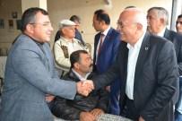 AK Parti Kayseri Milletvekili Adayları Sarız'da