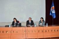 VOLTAİRE - Mersin'de 'Cumhuriyetin Tarihsel Serüveni' Paneli