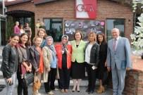 RUHSAR DEMİREL - Çakırözer, Eskişehir Kadın Platformu Toplantısına Katıldı