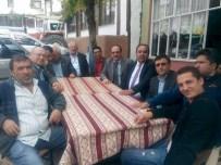 AK Parti Milletvekili Adayı Cengiz Sağlam'ın Hocalar Ziyareti