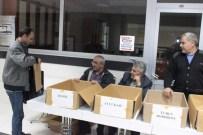 Kırşehir'de Sandıklar Açılıyor