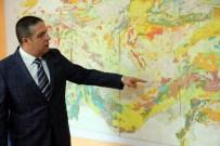 Jeoloji Mühendisleri Odası Kayseri İl Temsilcisi Bülent Üzeltürk Açıklaması
