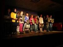 Küre'de Öğretmenler Günü Kutlandı
