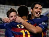 Roma'yı 'Barça'ladı