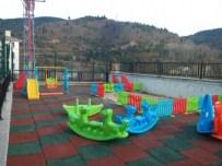 Anaokulu Oyun Parkı Ve Bahçesi Açılışı Yapıldı