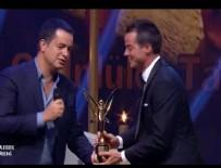 ALP KIRŞAN - Acun Ilıcalı ödülünü paylaştı