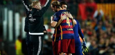 Barcelona'da Rakitic şoku!