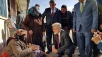 Enerji Ve Tabii Kaynaklar Eski Bakanı Taner Yıldız'dan Teşekkür Ziyaretleri