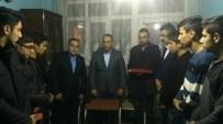 Kozaklı Ülkü Ocaklarında Görev Değişimi Yapıldı