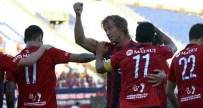 LUGANO - Lugano Takımını Şampiyonluktan Etti