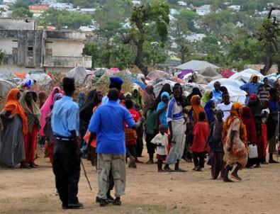 Somali'de kabileler arasında çatışma