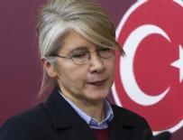 EMİNE ÜLKER TARHAN - Anadolu Partisi 'kapanma' kararı aldı