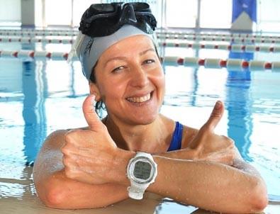 Milli Yüzücümüz dünyada bir İlke hazırlanıyor