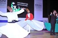 ECE PİRİM - Mevlana, Biruni Üniversitesi'nde Şiirlerle Anıldı