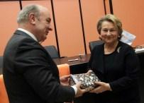 KEZBAN HATEMİ - GAÜN'de Kezban Hatemi İle Kadın Ve Adalet Söyleşisi Yapıldı