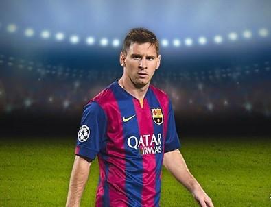 Messi'ye havaalanında küfür