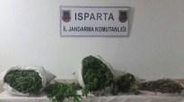 Isparta'da Uyuşturucu Operasyonu Açıklaması 2 Gözaltı