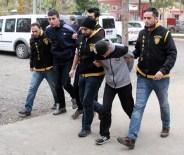 EMRAH KESKİN - İnşaat Deposundan Malzeme Çalan Hırsızlar Yakalandı