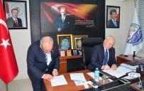 FIKRET DENIZ - Sosyal Denge Sözleşmesi İmzalandı