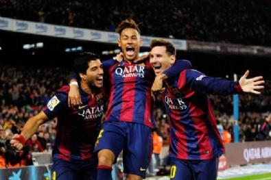 La Liga'da zirve karıştı!