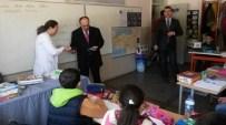 Müftü Çebi, Cumhuriyet İlkokulunu Ziyaret Etti