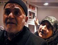 YHT - YHT, yaşlı çift için yoldan geri döndü