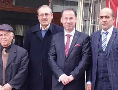 Ümit Kaya Milletvekilliği için Ankara'yı Arşınlıyor