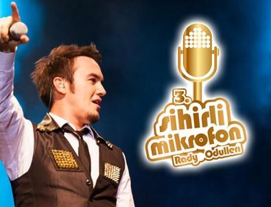 Mustafa Ceceli Sihirli Mikrofon ödüllerinde sahne alacak