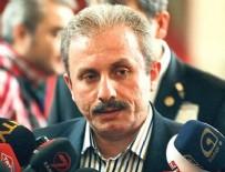 NTV - Mustafa Şentop'tan üç dönem kuralı açıklaması...