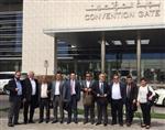 İSAAC - Gto Üyeleri, Ortadoğu Yüzey Kaplama ve Kimya Fuarı'na Katıldı