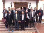 İlçe Milli Eğitim Müdürleri Seydiler'de Toplandı
