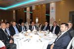 ÜMİT ÖZGÜMÜŞ - Adana Toros Dernekleri Federasyonu 3 Yaşında