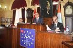 OĞUZ TEKİN - Meriç Belediyeler Birliği'nde Gürkan Dönemi