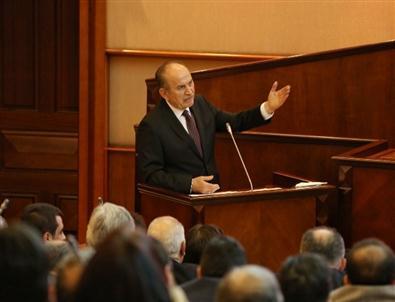 İbb Başkanı Topbaş'tan Yeni Projelere İlişkin Önemli Açıklamalar