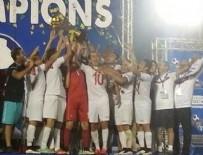 TRABZON LISESI - Trabzon Erdoğdu Anadolu Erkek Lisesi dünya şampiyonu oldu