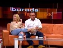 CNN - Mesut Yar'la Burada Laf Çok - Kadir Çöpdemir Saba Tümer'in ayaklarına taktı