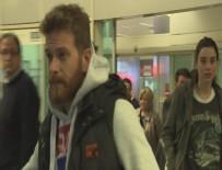 CANSU DERE - Cansu Dere Engin Öztürk ile yakalanınca şoförüne bağırdı