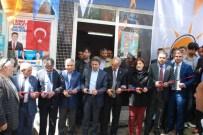 AK Parti Gerger İlçe Karargahının Açılışı Yapıldı