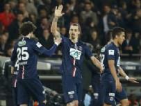 PSG - Psg, Fransa Kupası'nda finalde