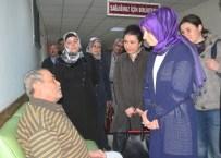 AK Parti Milletvekili Adayları Işık Ve Usta Kadınhanı'da