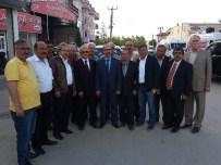 MHP Adayı Gönen İlçe Gezilerini Sürdürüyor