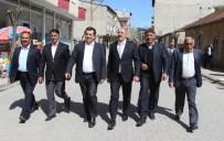 HALIL ÖZYOLCU - Aşiretlerden AK Parti'ye Destek