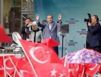 SAMANYOLU TV - STV'nin hilesi Erdoğan konuşurken ortaya çıktı