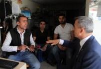 ŞİRİN ÜNAL - AK Partili Ünal, Seçim Çalışmalarını Sultangazi'de Sürdürdü