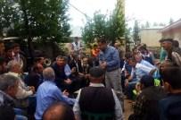 AK Parti Milletvekili Adayı Fırat'tan Gerger İlçesine Ziyaret